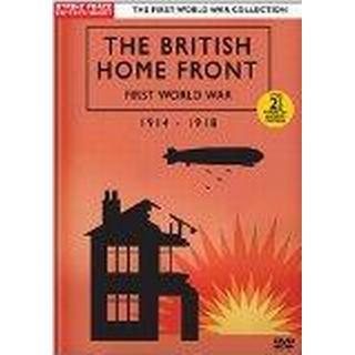 The British Home Front First World War 1914-1918 [DVD]